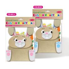 Easter Kraft Bag Series